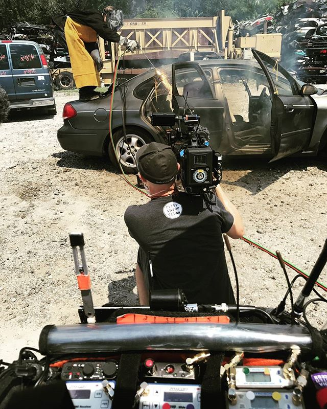 Breaking and burning...!!! #locationsound #sciencechannel #sound #film #zaxcom #lectrosonics #ktek #mozegear #fiftythreefilms #theorysound #breaking #burning #plasma #orlando #film #behindthescenes #qualitysound
