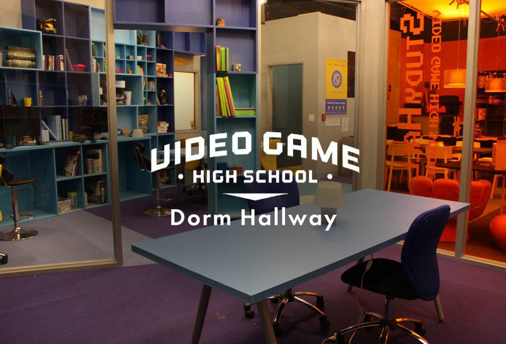 Dorm Hallway Thumb