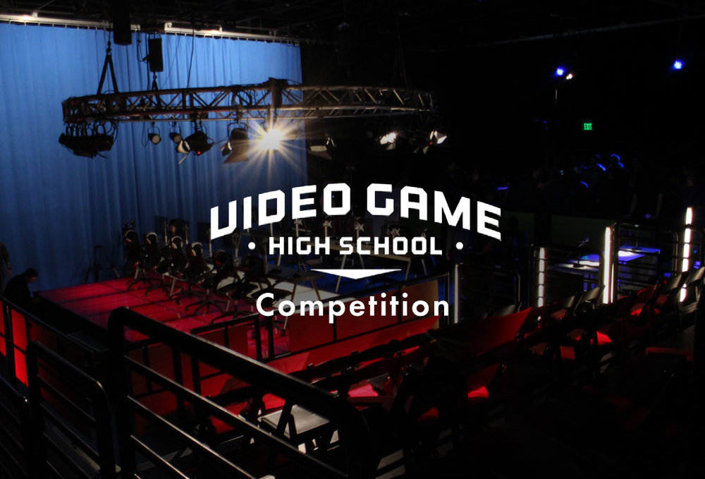Video Game High School Competition Thumb