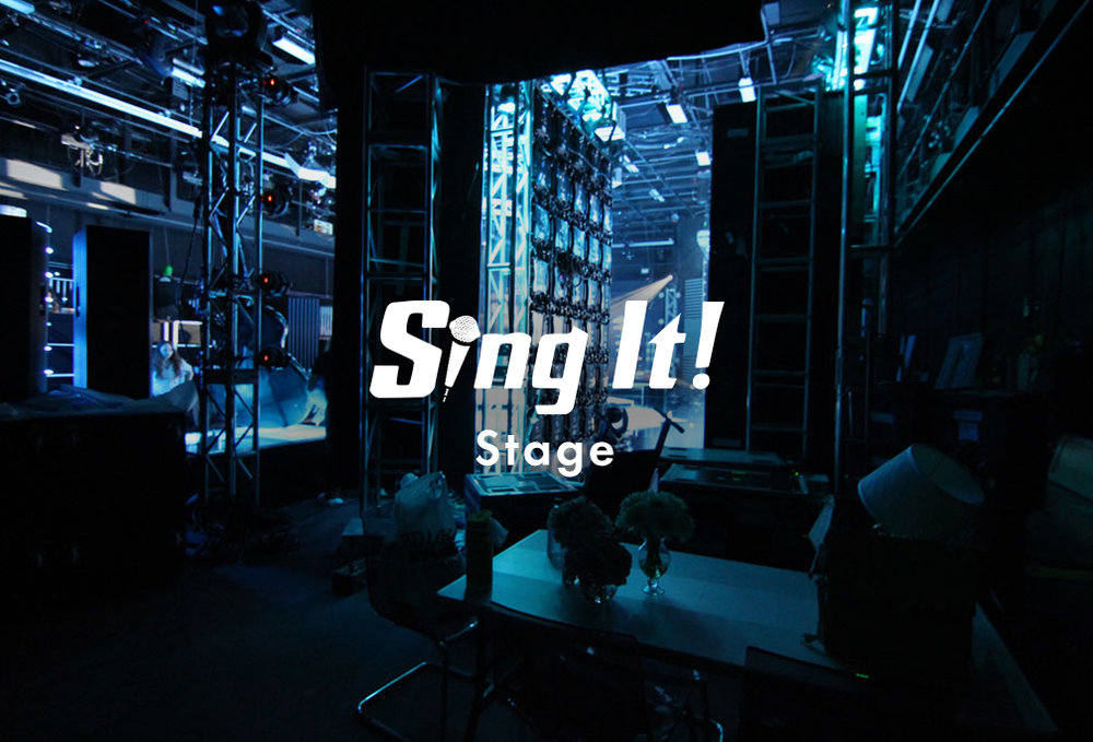 Sing it Stage