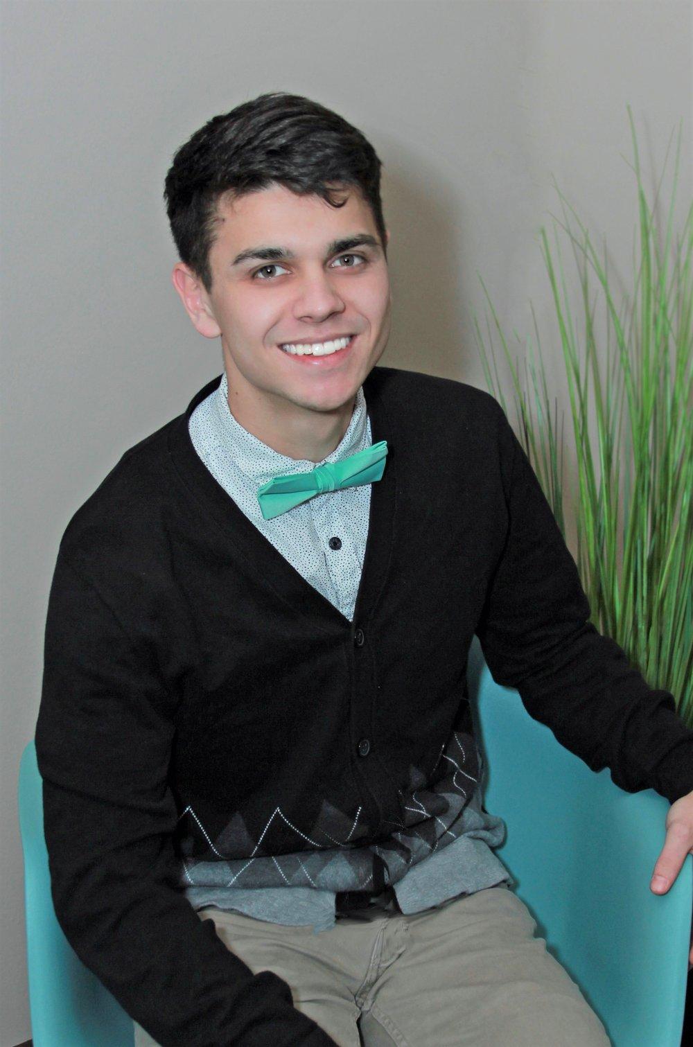 Blake Crestani  Policy Manager