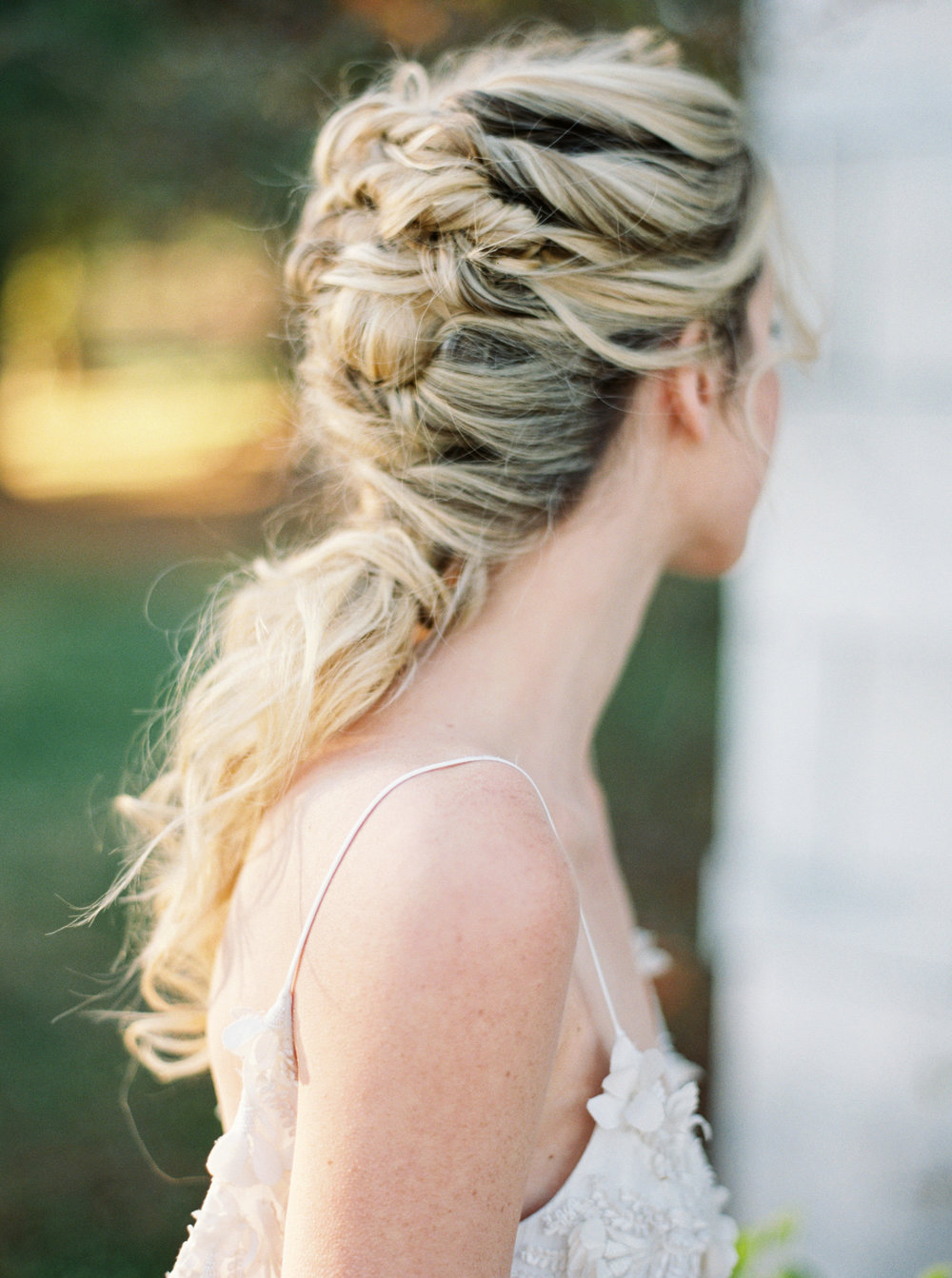 Ethereal Bridal Hair Style - By Emily Artistry