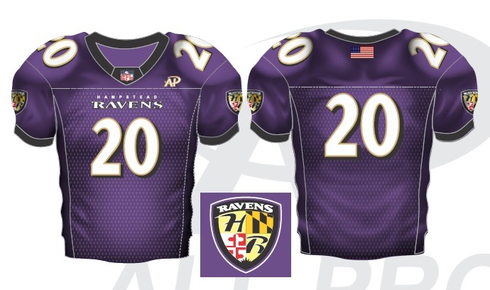 2016 Game Day Jerseys