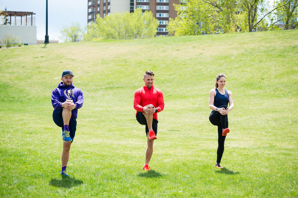 Trainers Athletic Evolution Fitness