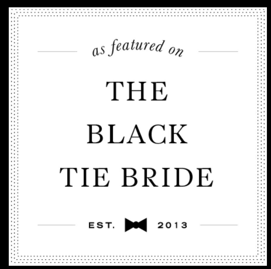 Bloom Brigade Featured on Black Tie Bride