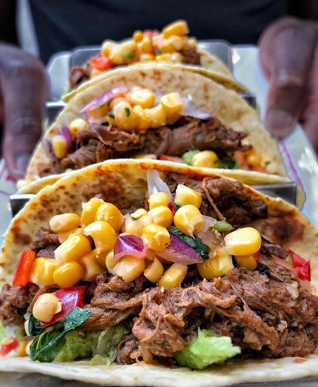 Get up close for #tacotuesday! 🌮😊 #DEVOURPOWER 📷📍: @tortillauk