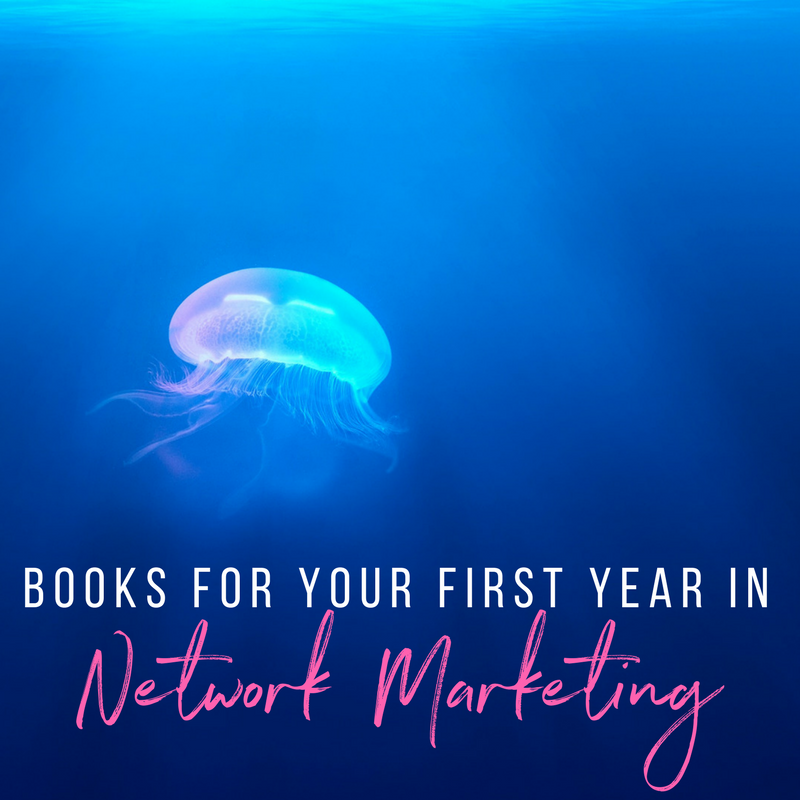books for your first year in network marketing alice abba doterra