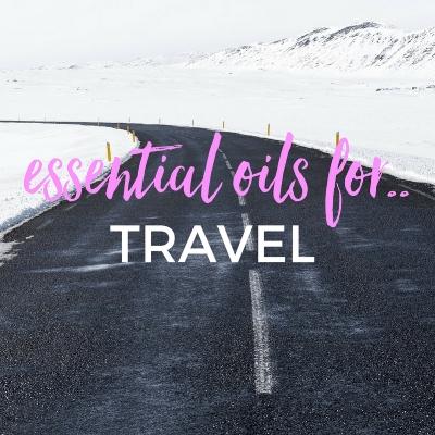 travel essential oils
