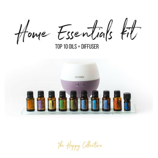 Home Essentials Kit $330