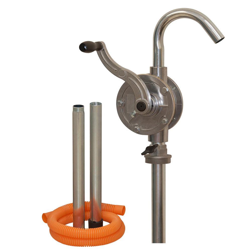 TEC60205 - Aluminium Rotary Drum Pump