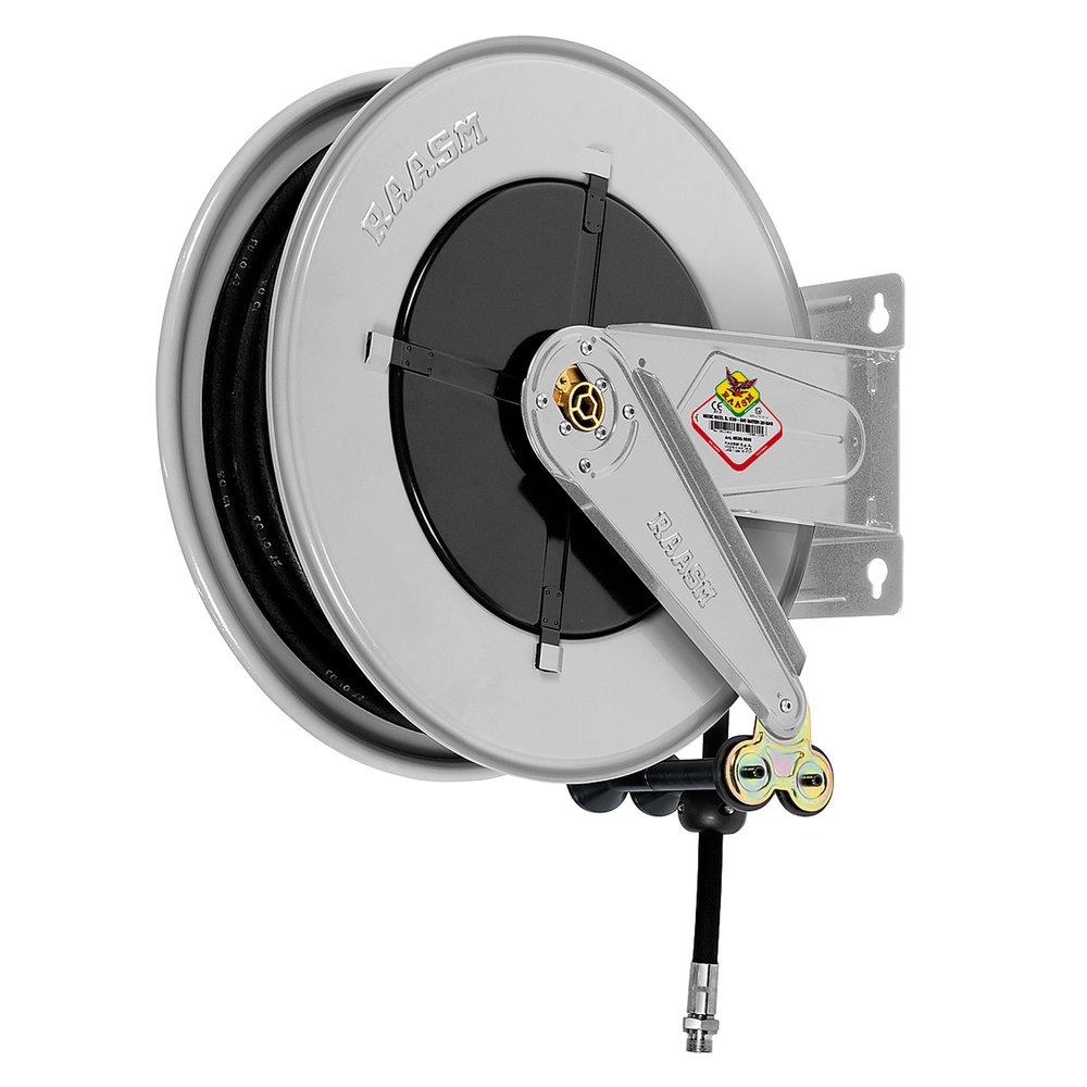 "8540.501 - 540 Series, 30m x 3/8"" Open Grease Hose Reel"