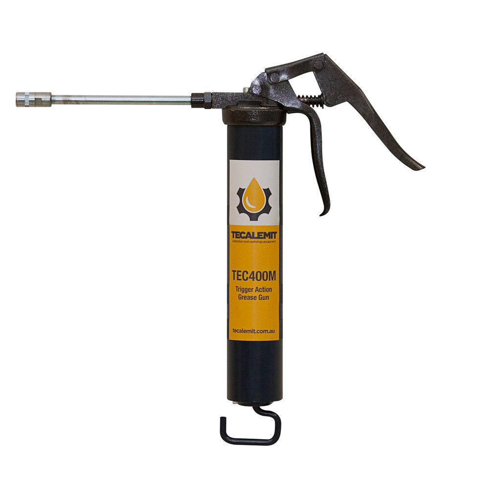 TEC400M - Trigger Action Grease Gun