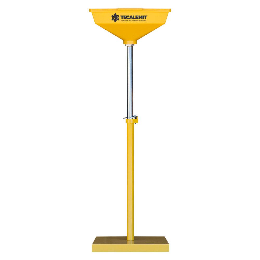 TEC2750 - Pedestal Oil Drainer