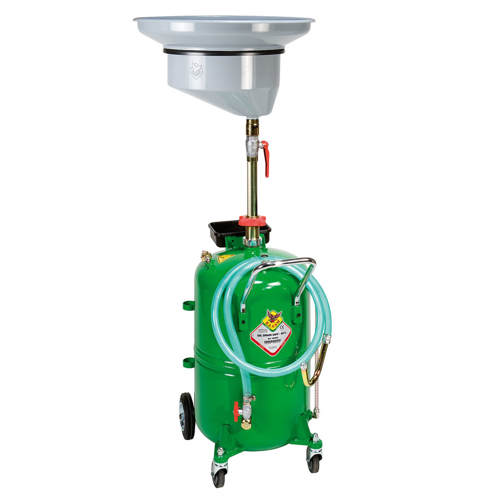 42065 - 65L Mobile Waste Oil Drainer