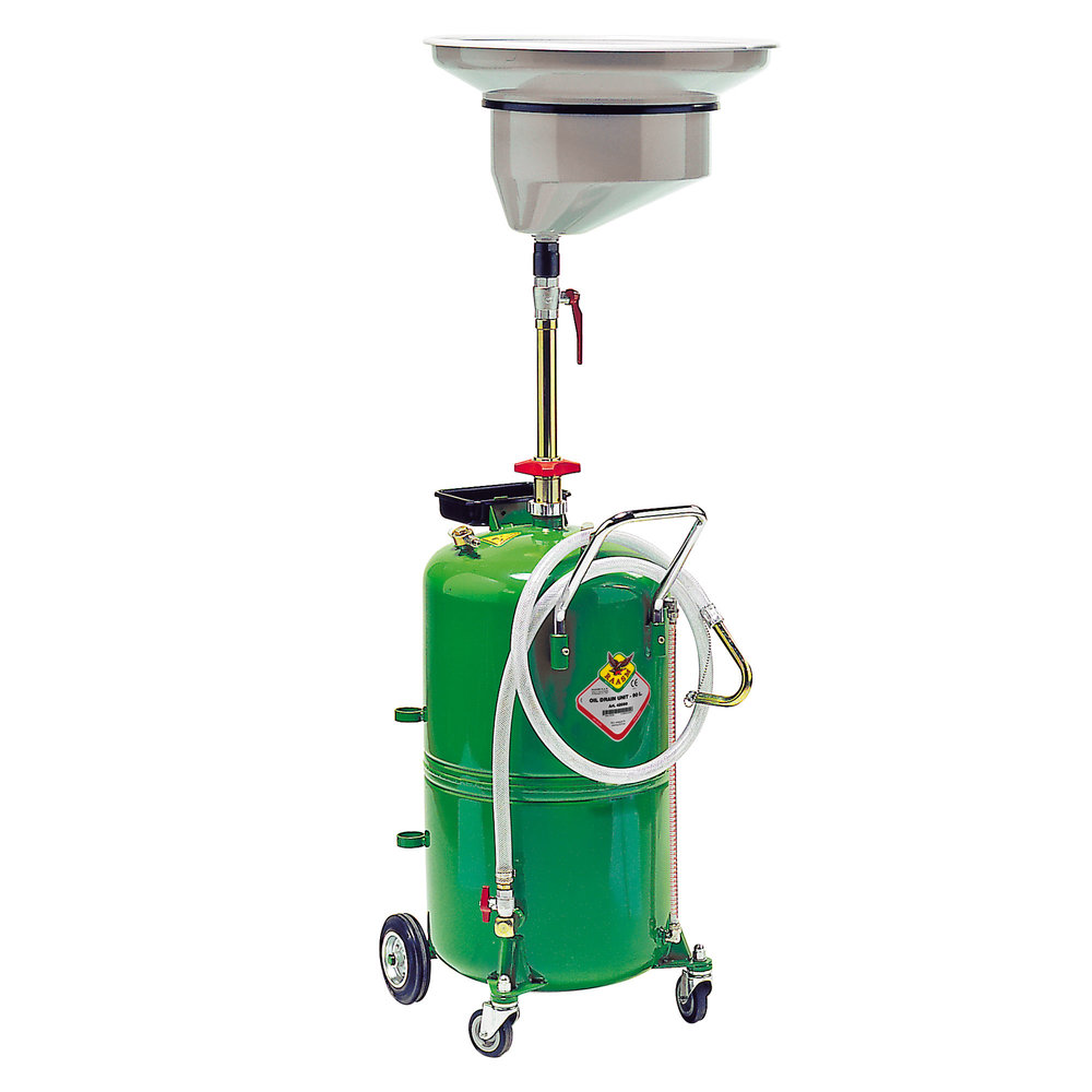 42090 - 90L Mobile Waste Oil Drainer
