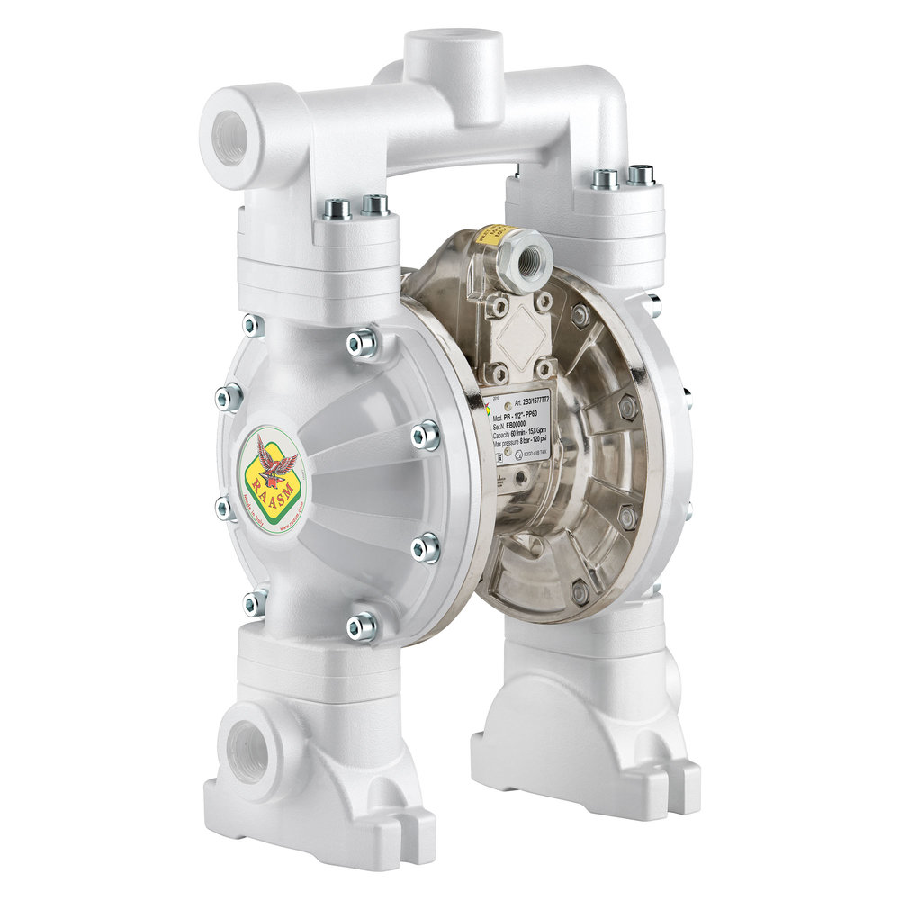 "2B8.16117NH2 - 1/2"" 60 L/min Diaphragm Pump"