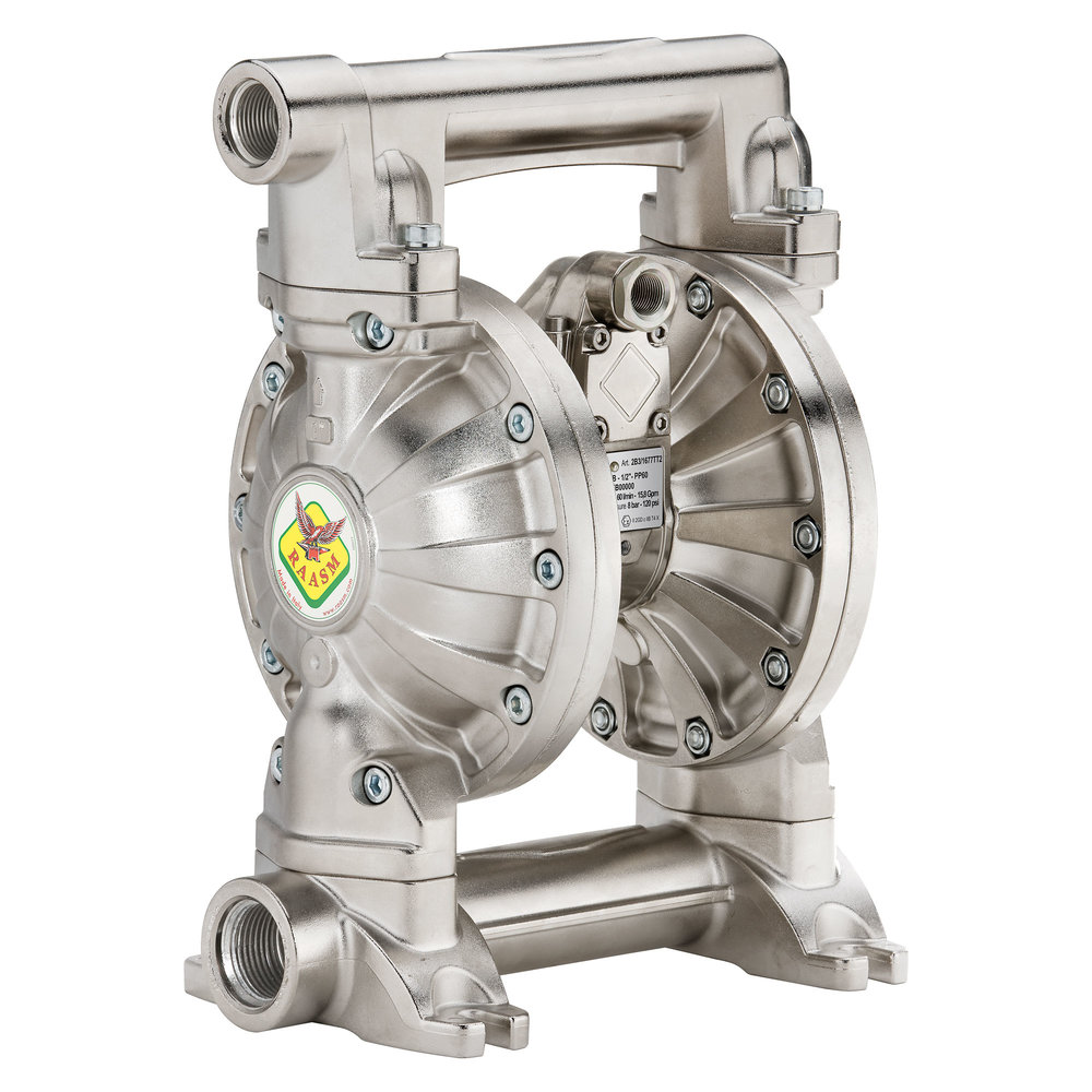 "33.2011NHHV2 - 3/4"" 70 L/min Diaphragm Pump"