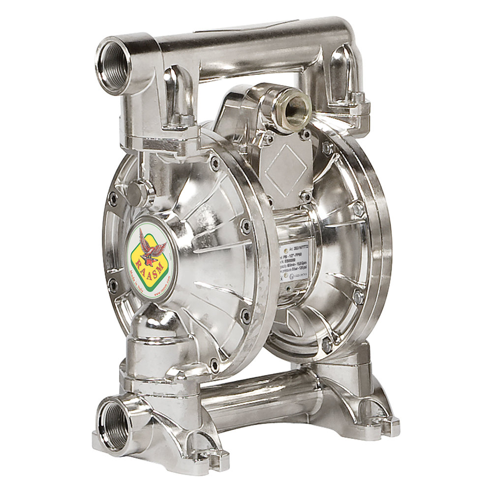 "33.2611NHHV2 - 1"" 170 L/min Diaphragm Pump"