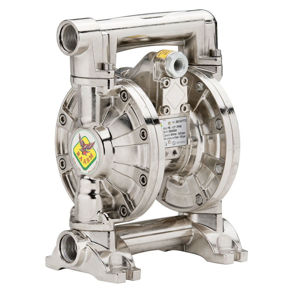 """3C1.40111NHH - 1 1/2"""" 480 L/min Diaphragm Pump"""