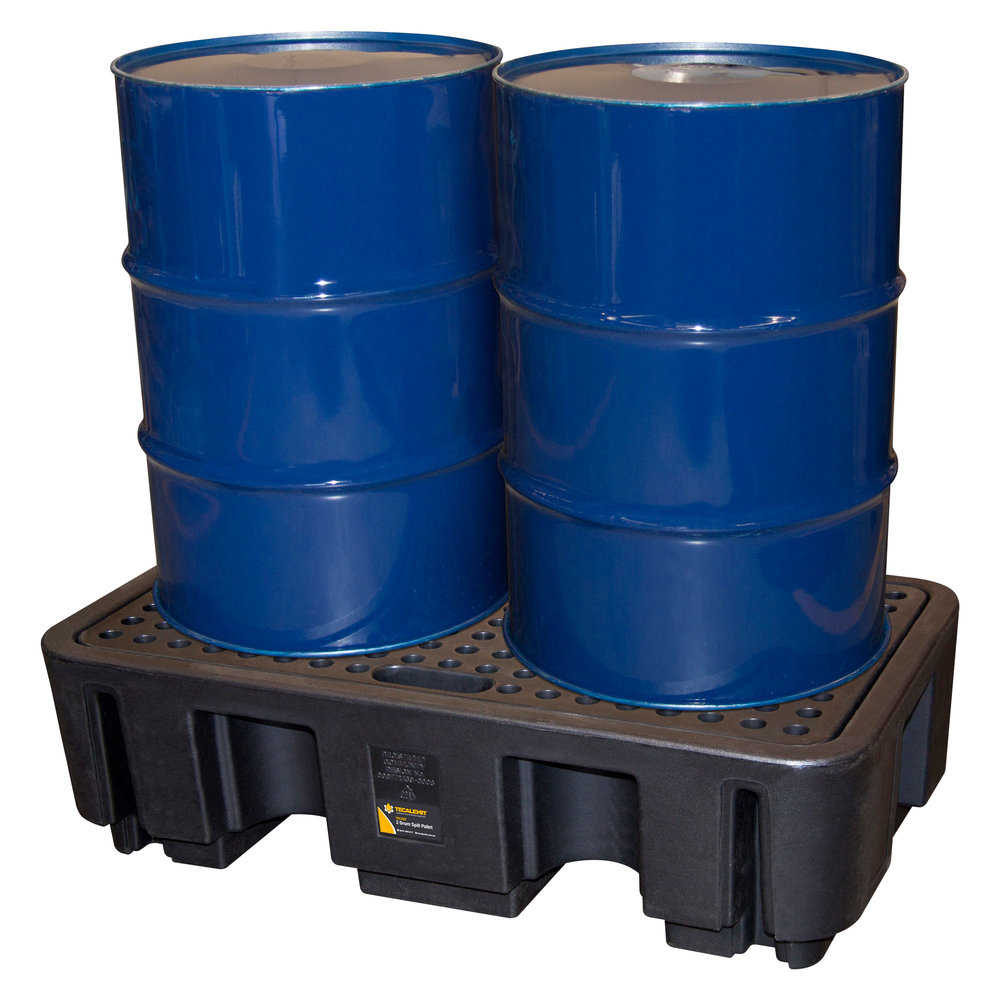 TEC2DB - Two Drum Spill Pallet