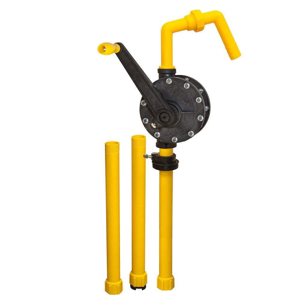 TEC64205 - Chemical Rotary Drum Pump