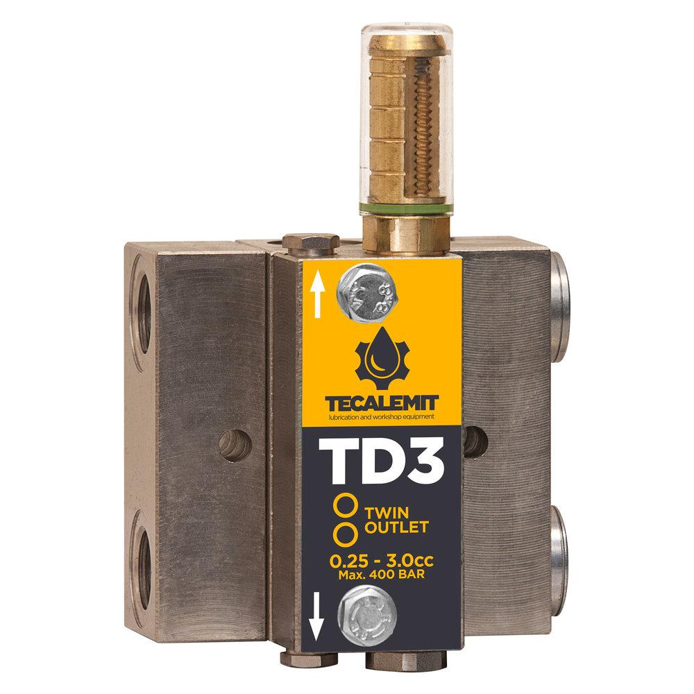 TD3 - Modular Dual Line Valves