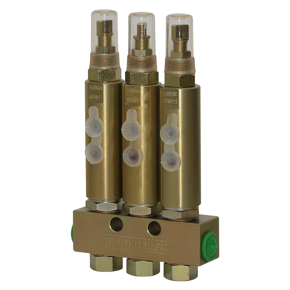 TSLI.3 - Single Line Grease Injector & Manifold Assembly