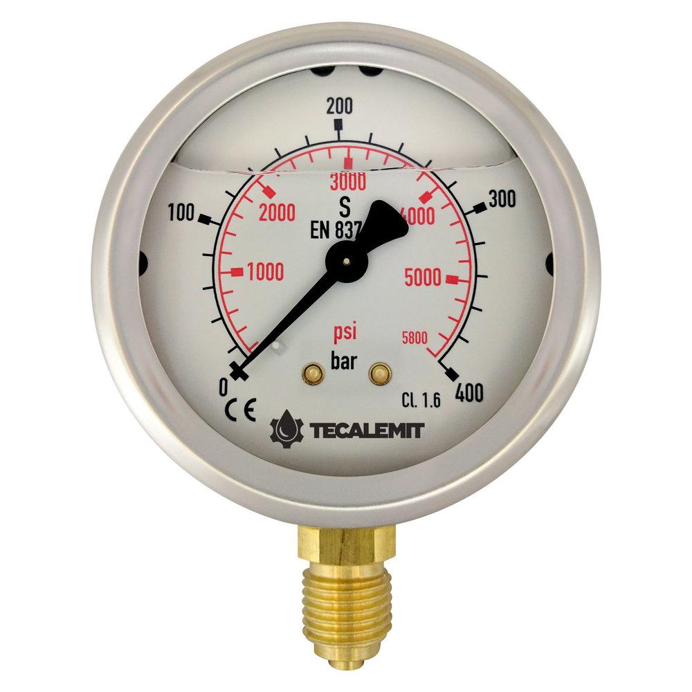 Tecalemit Pressure Gauges