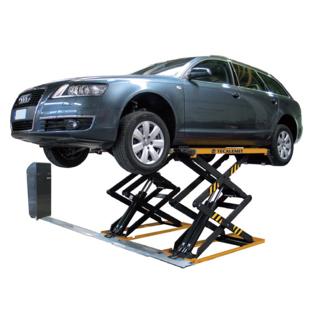 TEC3.5 - 3.5 Tonne Low Profile Scissor Lift