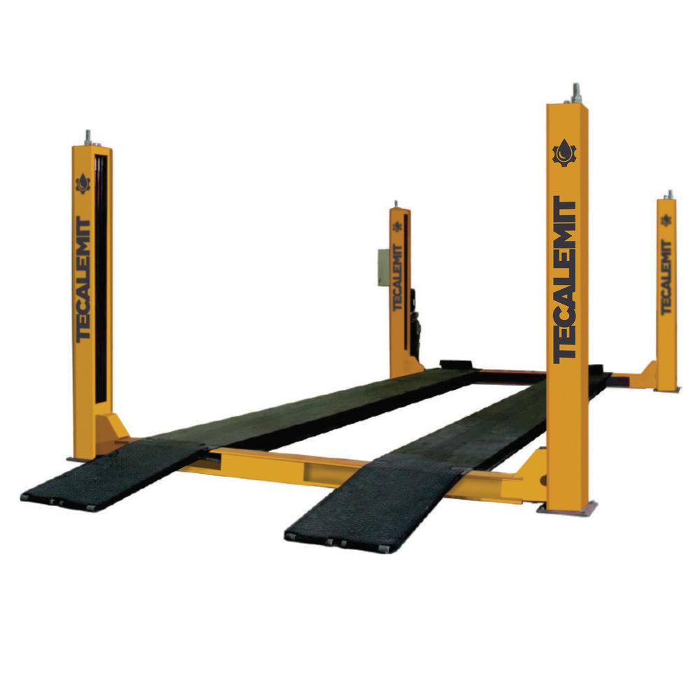TEC4006 - 6 Tonne 4 Post Hoist