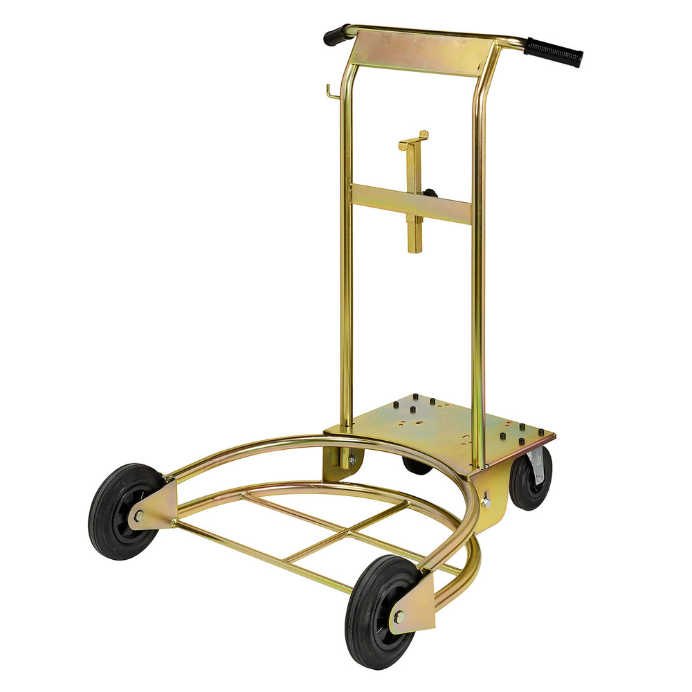 80210 - Heavy Duty Oil Drum Trolley