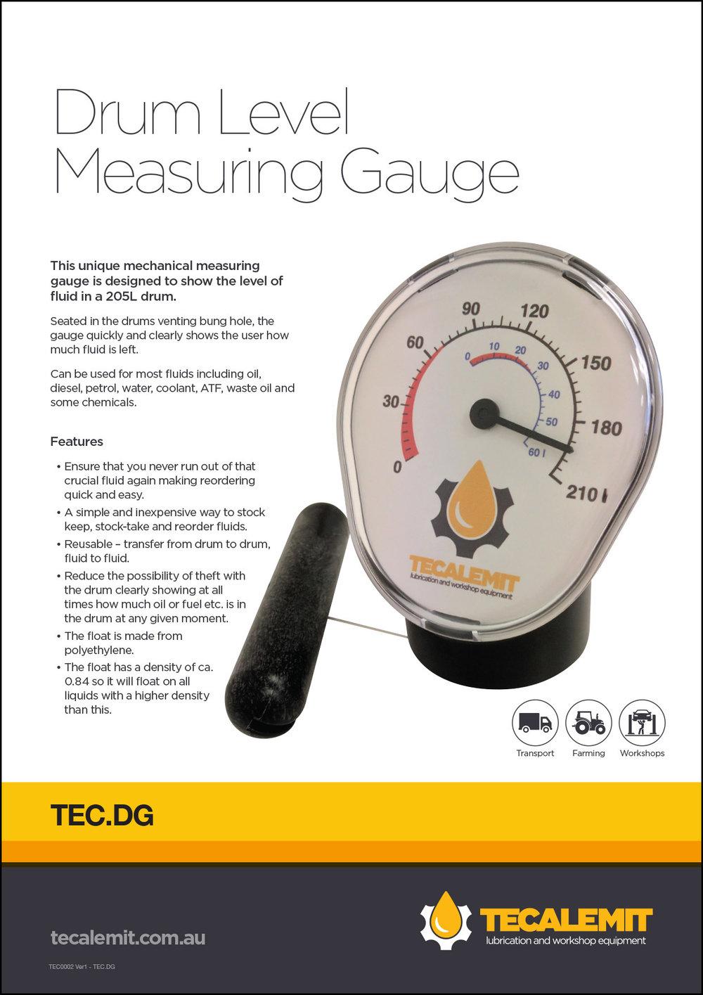 TEC.DG Product Info