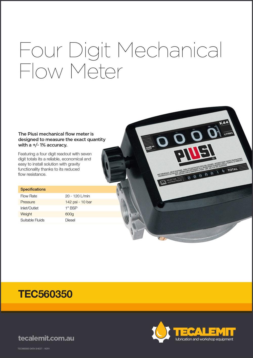 TEC560350 Product Info