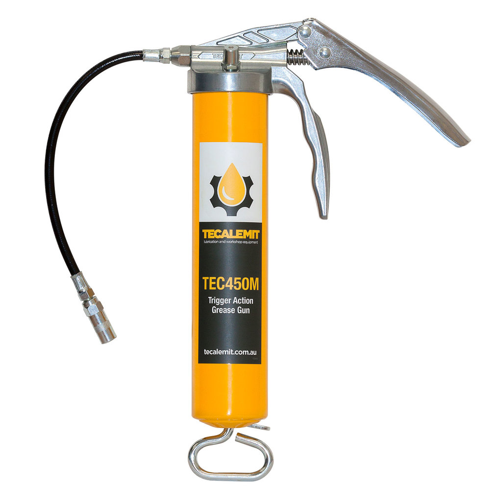 TEC450M - Heavy Duty Trigger Action Grease Gun
