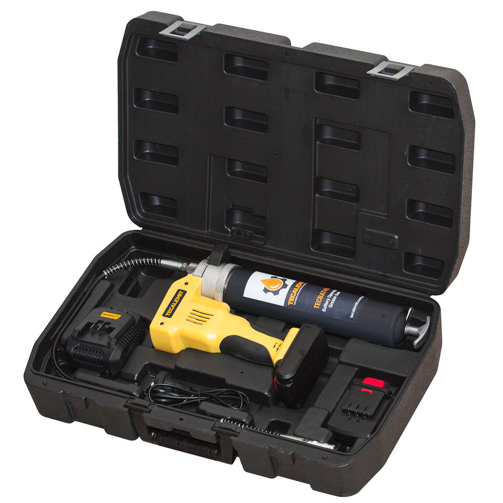 TECBAT450 - Battery Operated Grease Gun