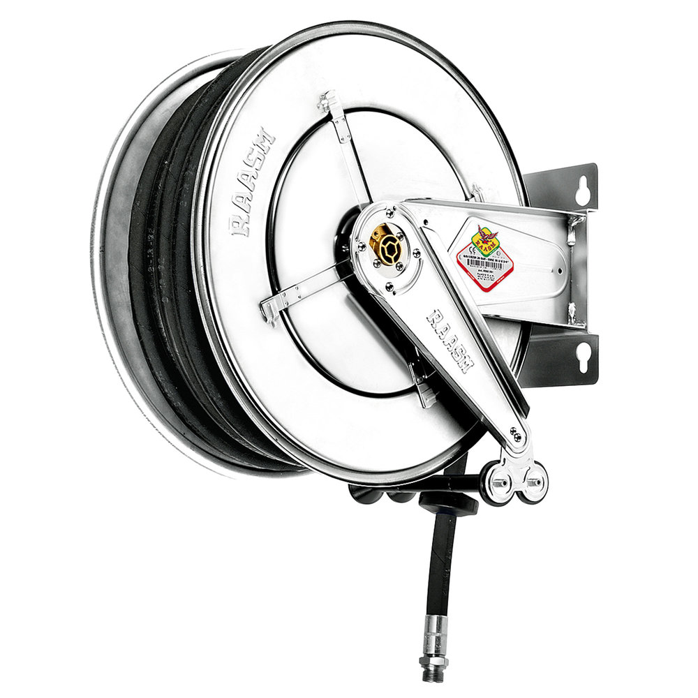 "8542.103 - 15m x 1"" Open High Pressure Wash Down Reel"