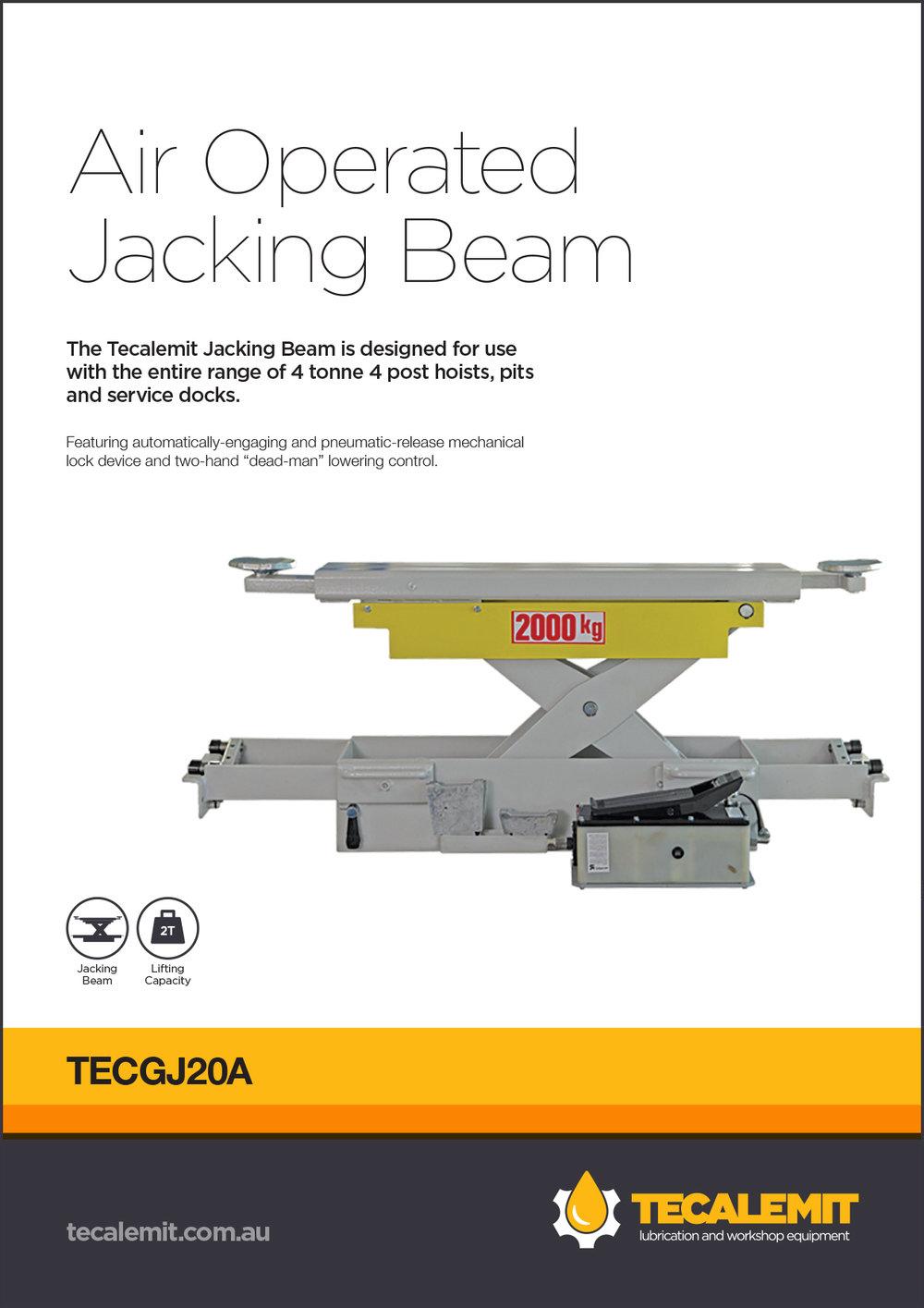 TECGJ20A Product Info