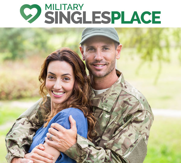 military men single military women single