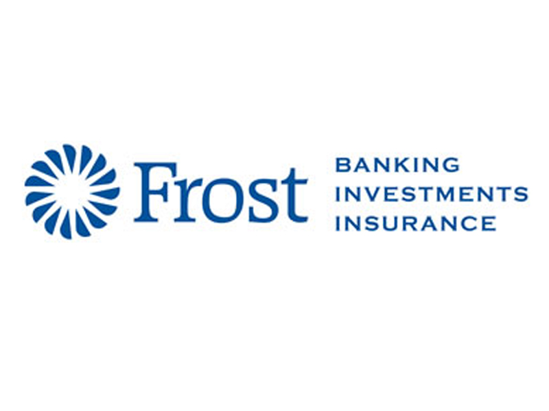TICKET SPONSOR  Frost Bank  www.FrostBank.com