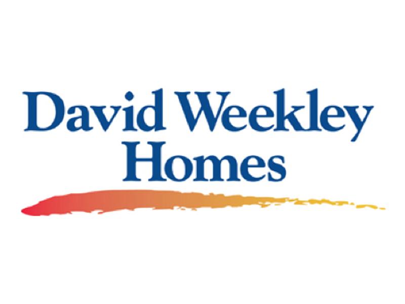 Sponsor David Weekley Homes