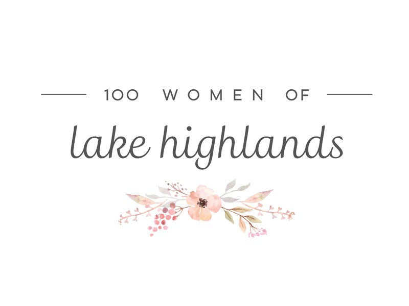 WINE CUP SPONSOR 100 Women of Lake Highlands www.facebook.com