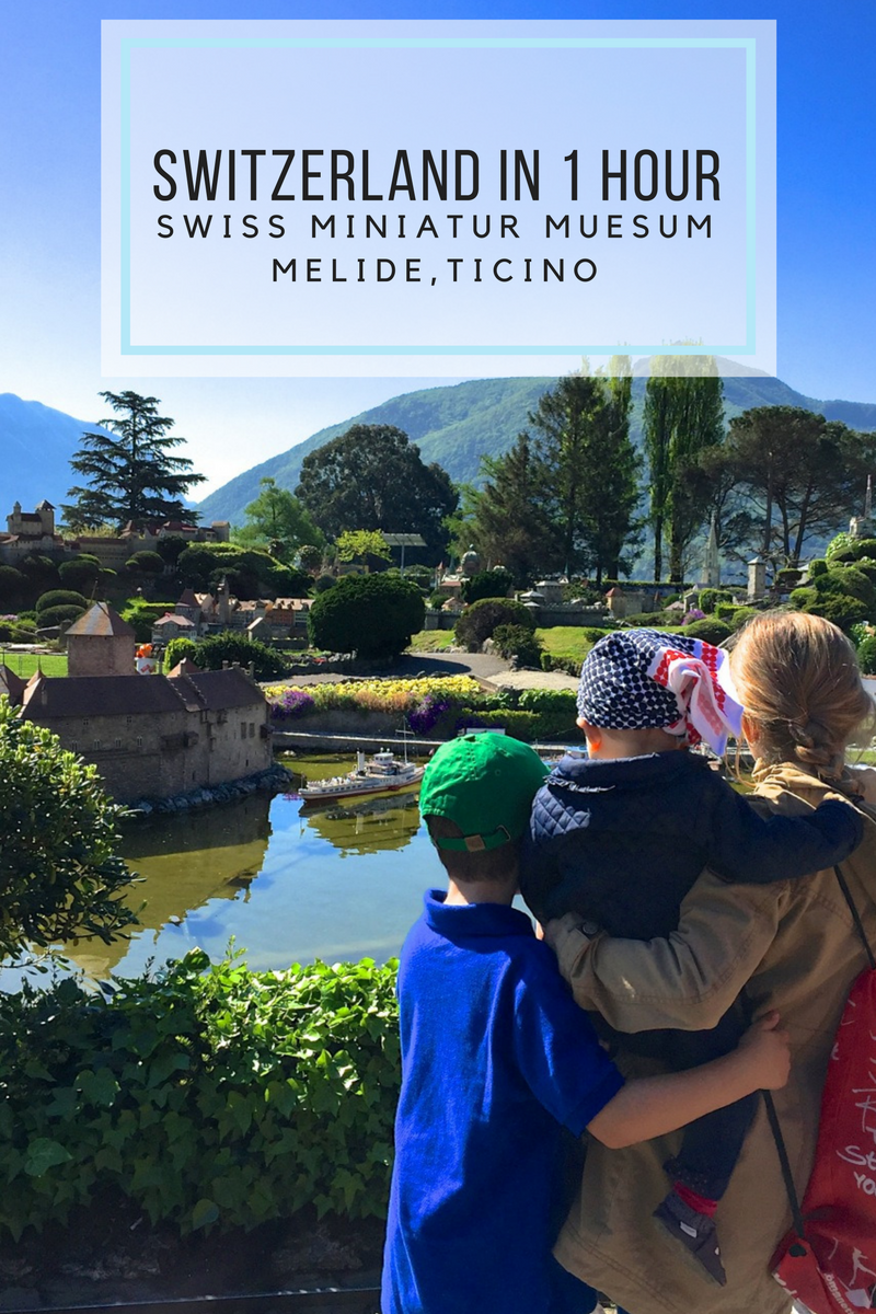 Simple Family Travel: Switzerland in an hour