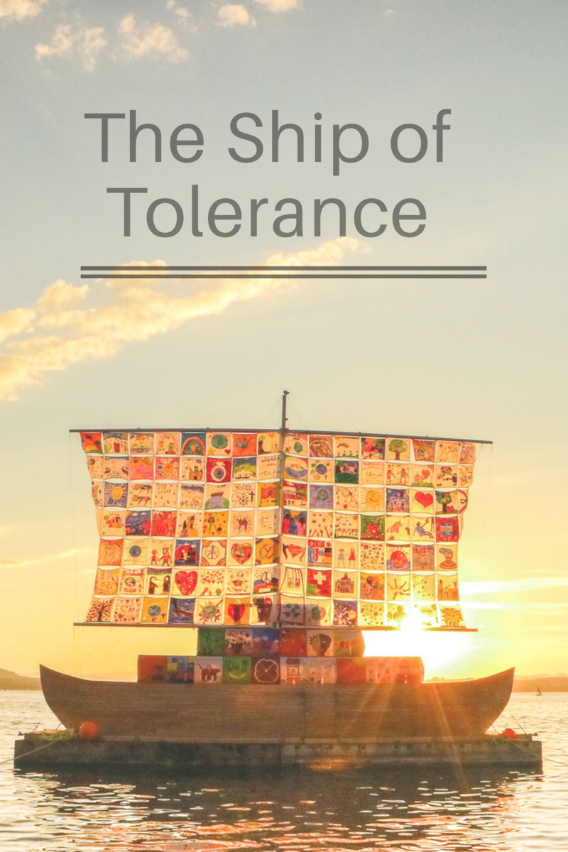 The Ship of Tolerance in Zug