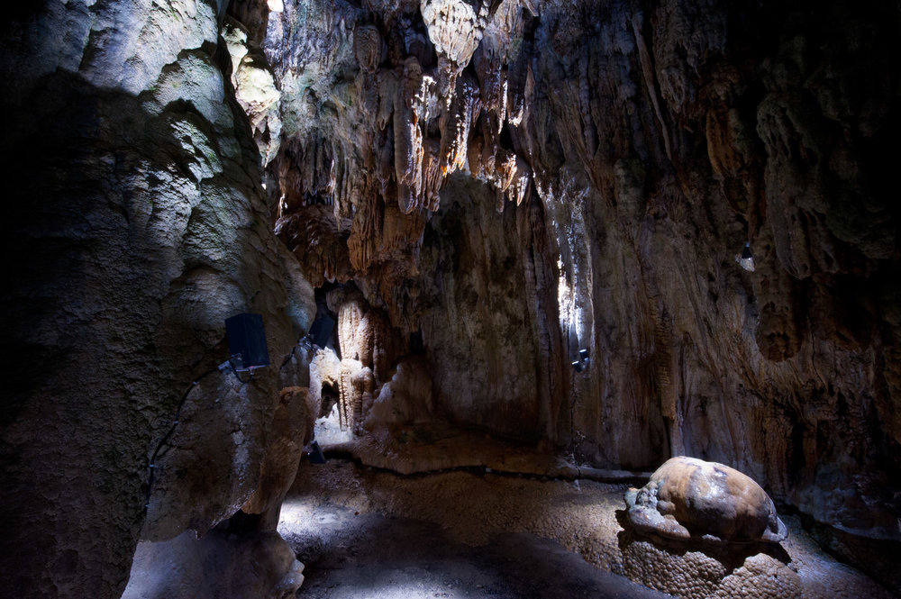 Höllgrotten Caves in Baar.  Fotos: Flavio Heggli / Daniel Christen