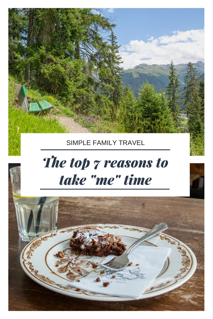 The top 7 reasons to take me time