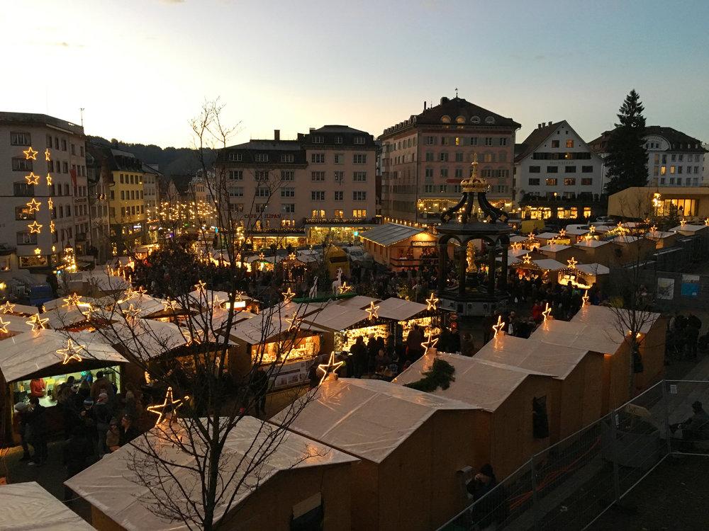 Copyright Einsiedeln Weinachtsmarkt