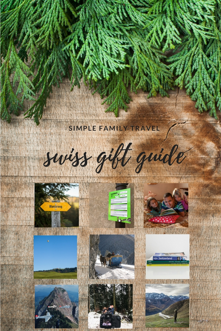 Swiss Gift Guide