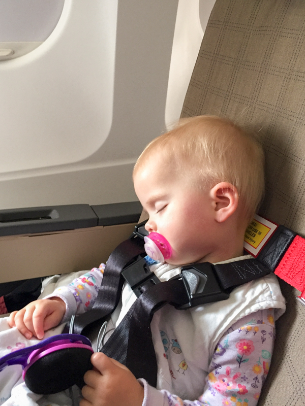 Review: Cares Harness vs Car Seat inflight — Simple Family Travel
