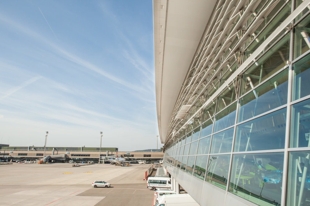 Collaboration with Zürich Airport -