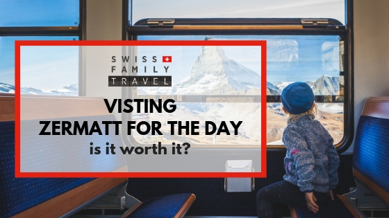 a day trip to see the Matterhorn
